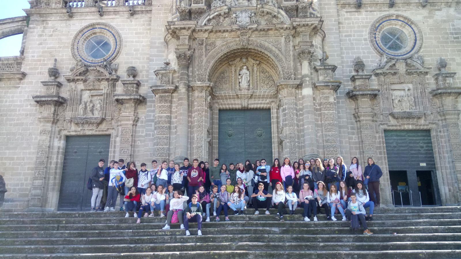 Salida cultural a Jerez